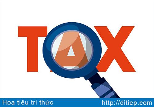 Tác động của chính sách thuế