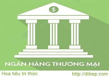 Ngân hàng thương mại và vai trò trong nền kinh tế thị trường
