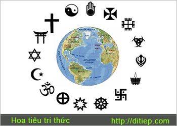 Tín ngưỡng, tôn giáo
