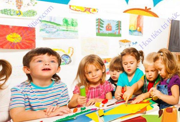 Đặc điểm của Giáo dục mầm non