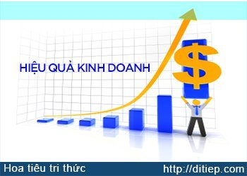Hiệu quả kinh doanh của ngân hàng thương mại