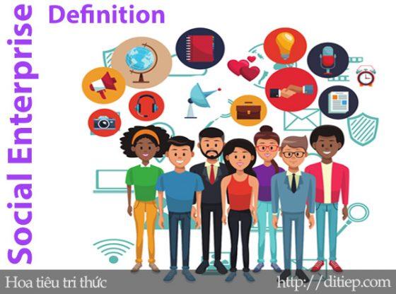 Khái niệm doanh nghiệp xã hội